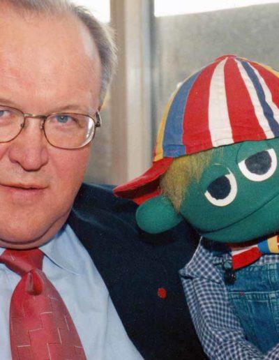 I Riksdagshuset i Stockholm pratade jag med statsminister           Göran Persson om hur farligt det kan vara att dricka alkohol